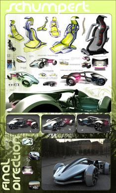 Peugeot Epine Design Panel