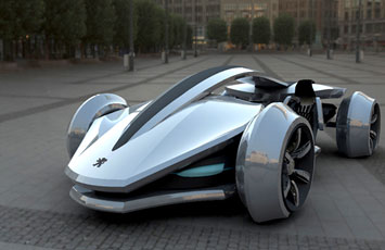 Peugeot Epine Rendering