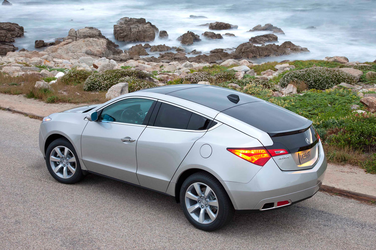 2010 Acura ZDX Advance Hatchback