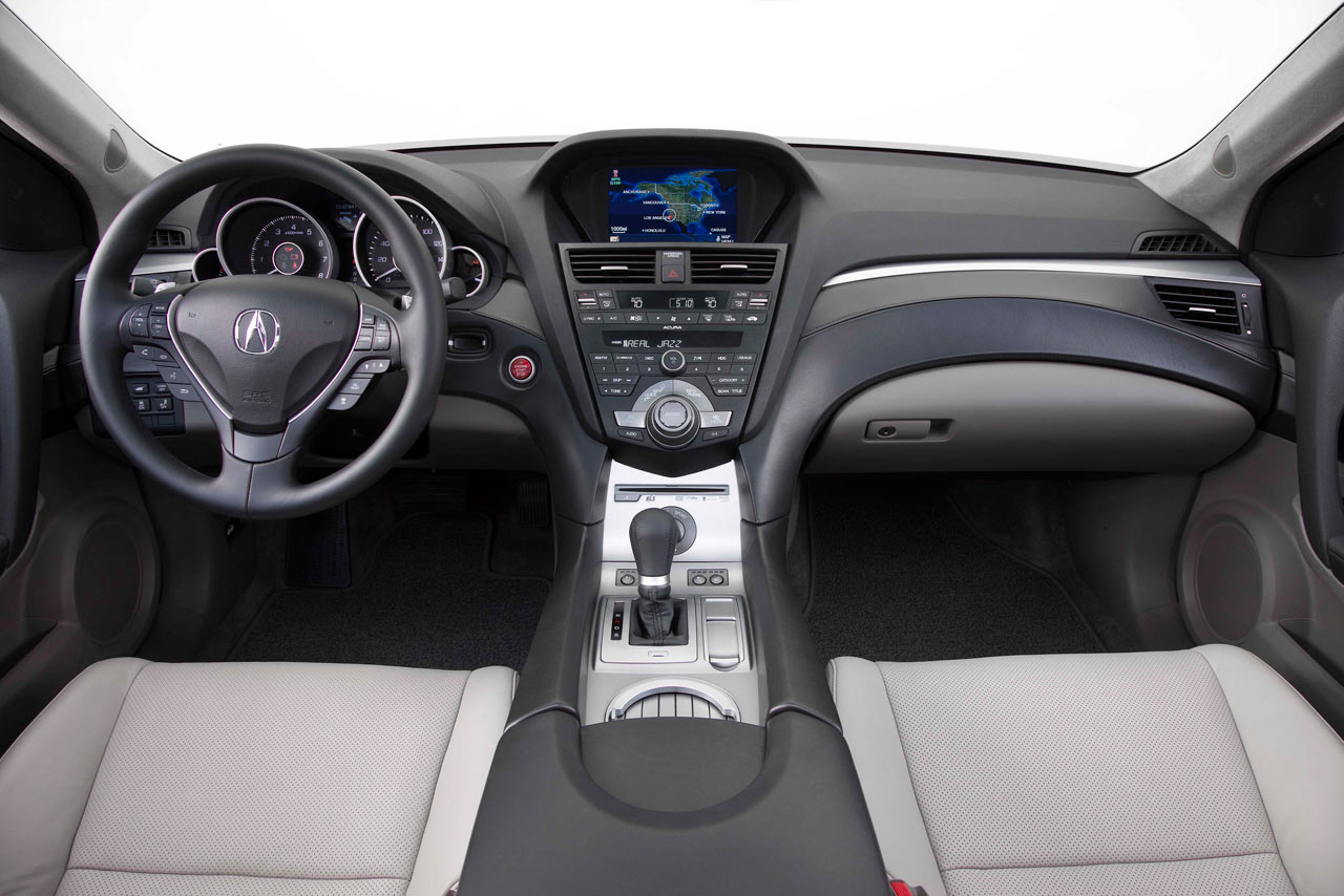 2010 Acura ZDX Cool pictures