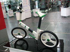 SPF Folding Bicycle By Tom Thorne