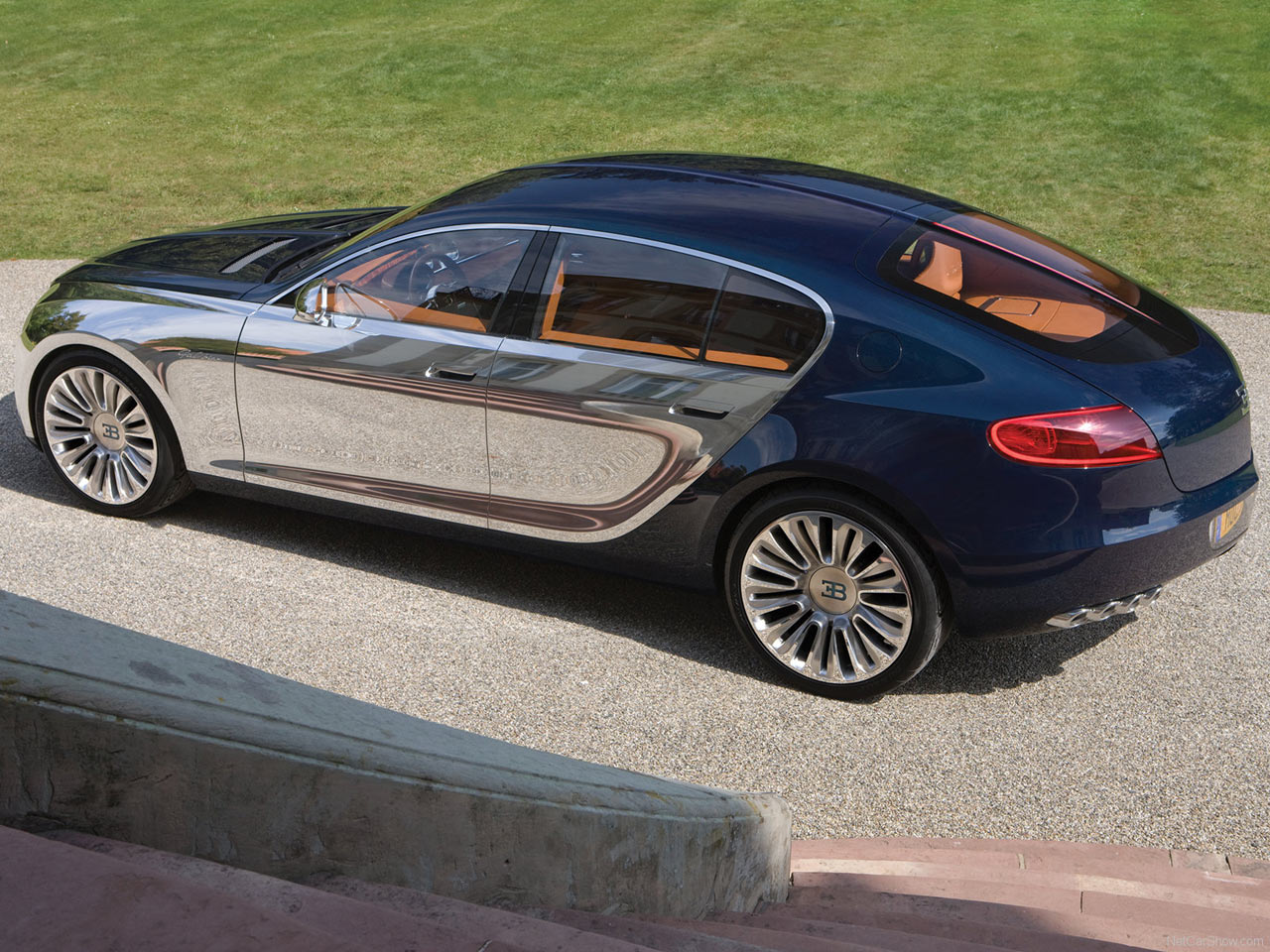 Bugatti Galibier Wallpapers