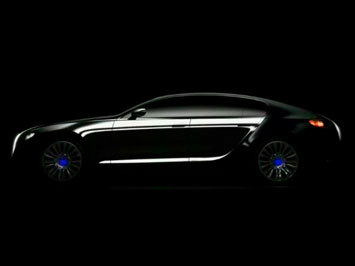 Bugatti on Tags  Bugatti   Frankfurt 2009   Galibier Concept   In  Concept Cars