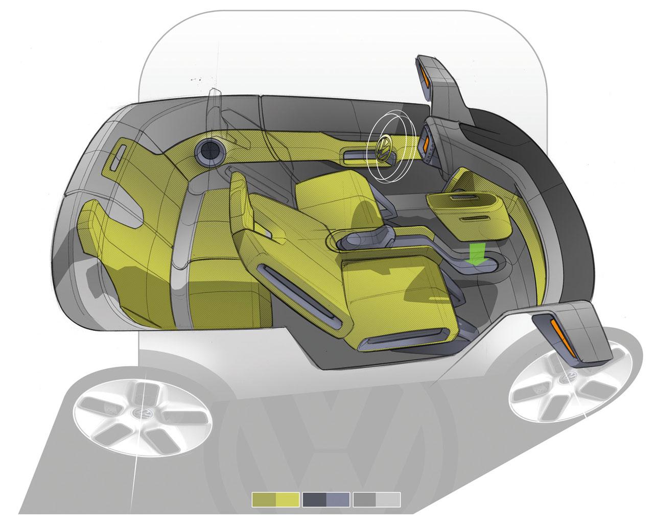 Volkswagen E Up Concept Page 4 Car Body Design