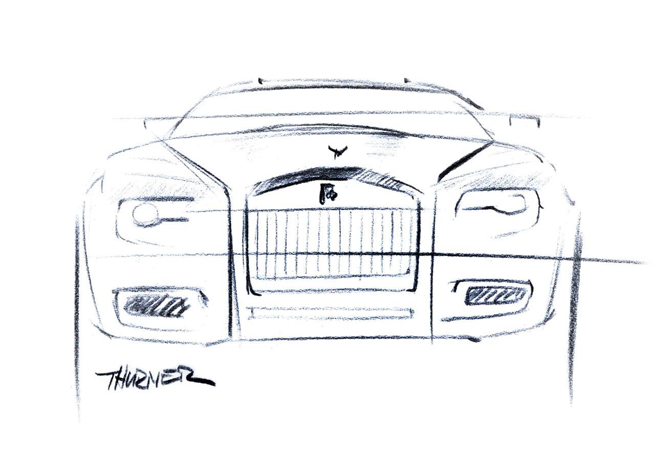 Rolls-Royce Ghost - Page 13 - Car Body Design