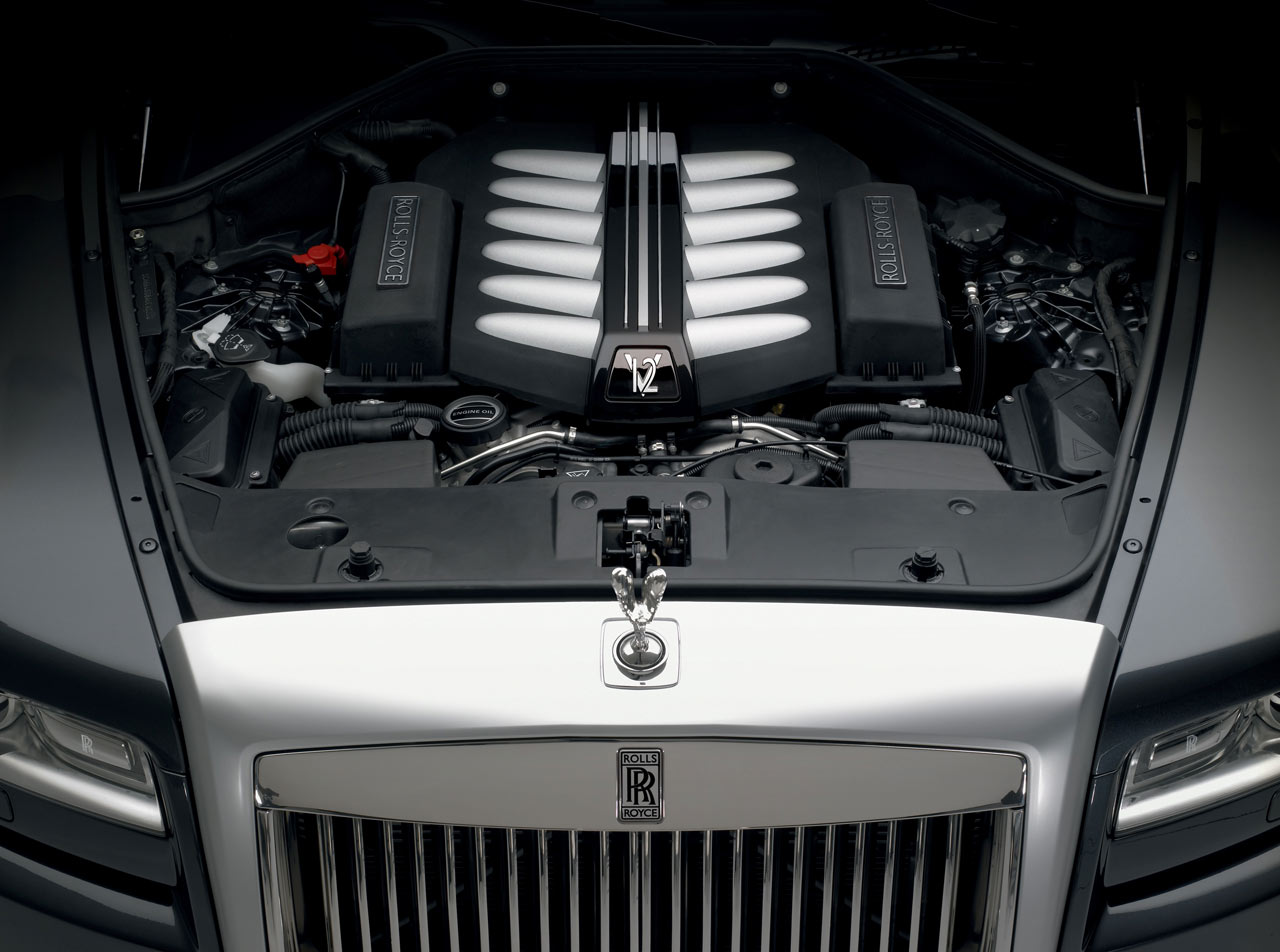 Rolls Royce Ghost 2009 Baby Rolls Royce Beautiful And