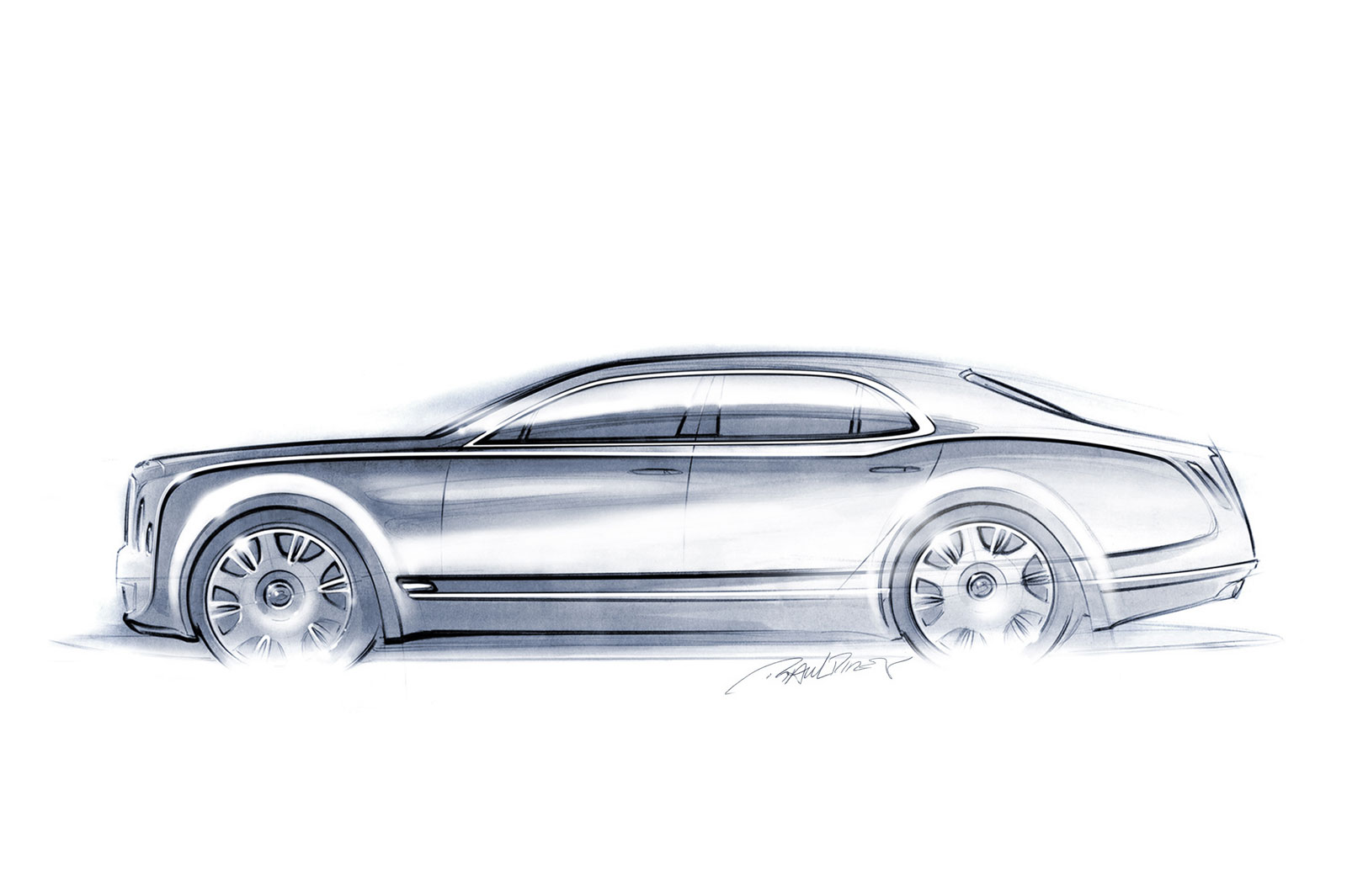 Bentley Mulsanne Updates Page 2 Car Body Design Continental Wiring Diagram Chassis