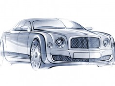 Bentley Mulsanne: updates