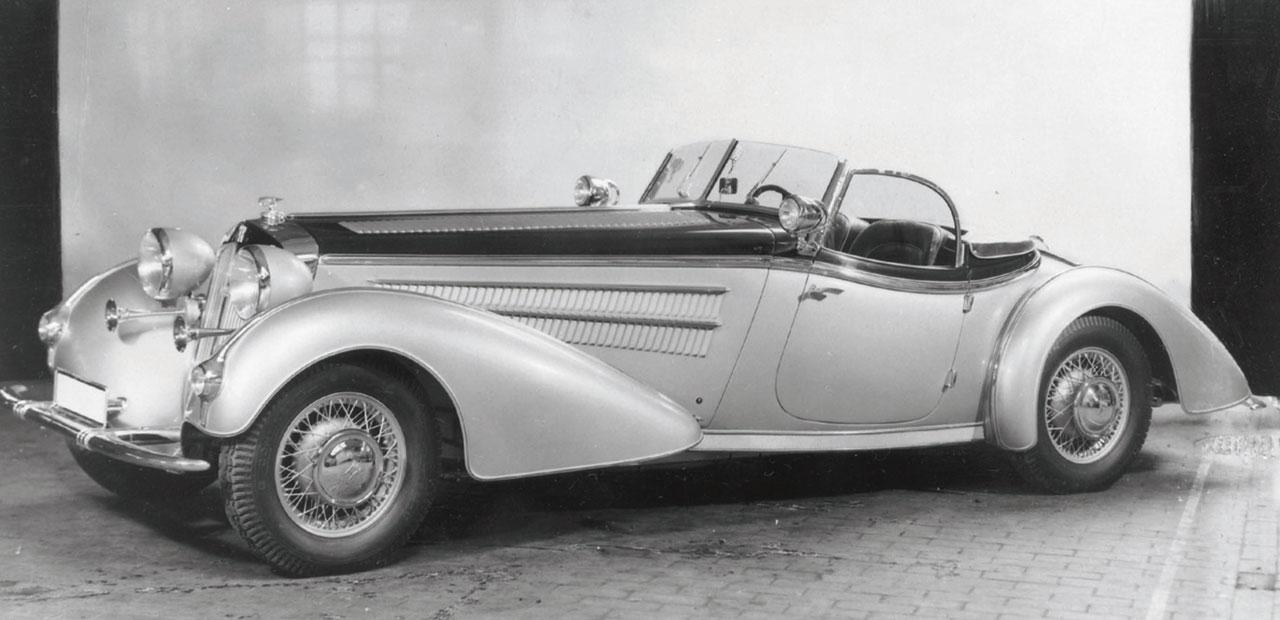 1938 855 Spezial Roadster