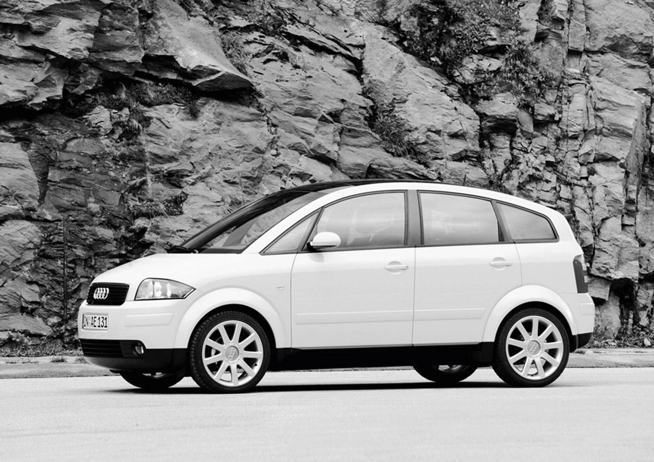 Rank Audi Car Pictures 1999 Audi A2 Images