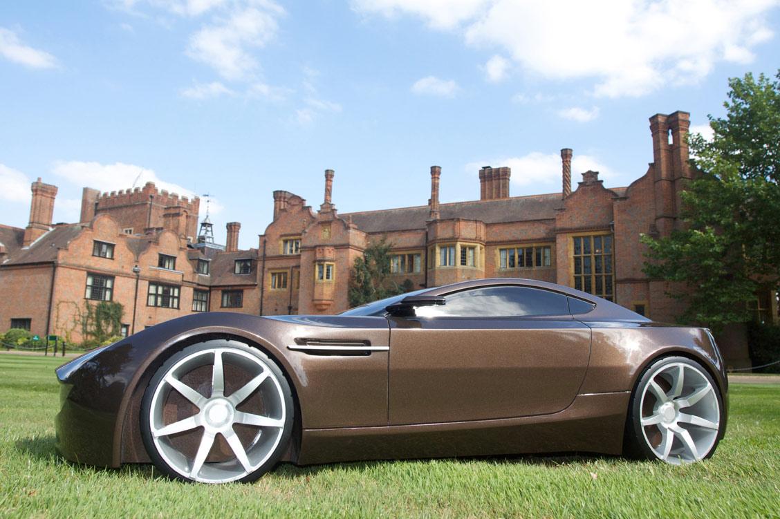 Aston Martin Volare Scale Model Lg