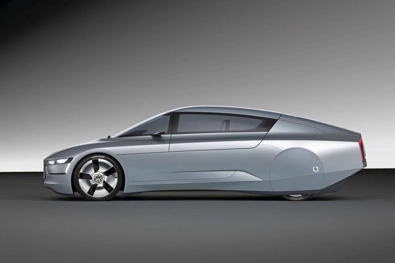 Volkswagen L1 Concept - Car Body Design
