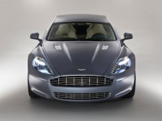 Aston Martin Rapide: image gallery
