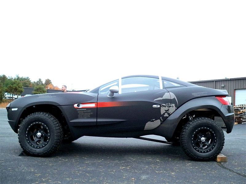 Local Motors Rally Fighter >> Rally Fighter - Pirate4x4.Com : 4x4 and Off-Road Forum