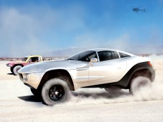 Rally Fighter debuts at SEMA Show