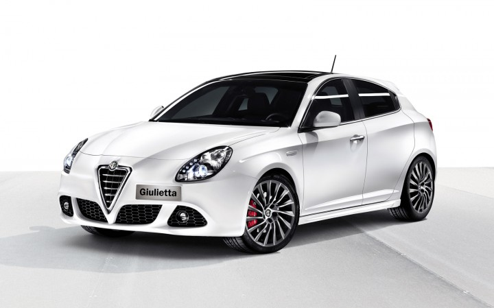 Alfa Romeo Giulietta: world preview