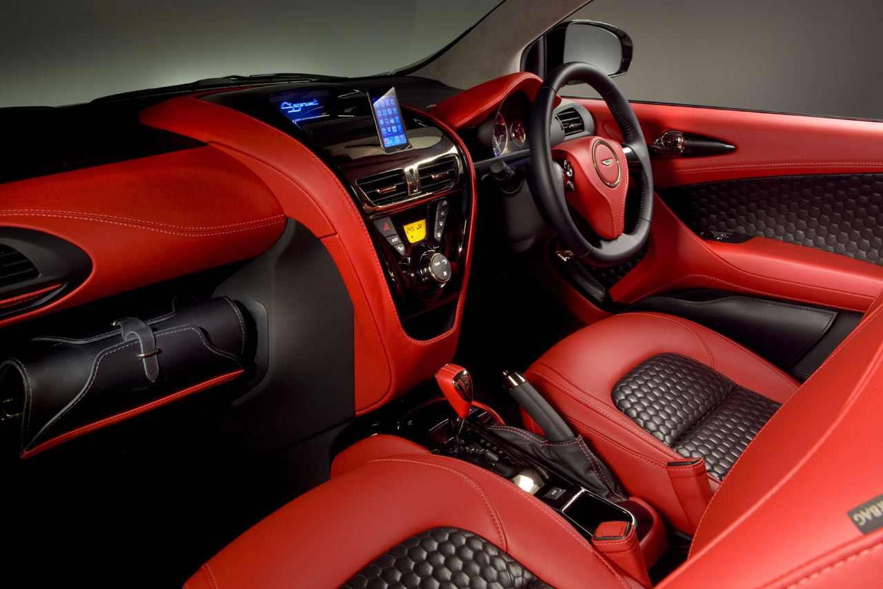Aston Martin Cygnet: