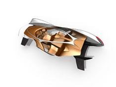 Audi Avatar Interior