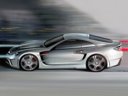 Carlsson C25 Design Sketch