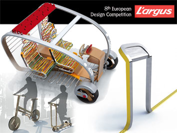 8th l argus design competition the winners car body design. Black Bedroom Furniture Sets. Home Design Ideas