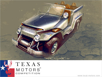 Texas Motors Competition - Image Gallery