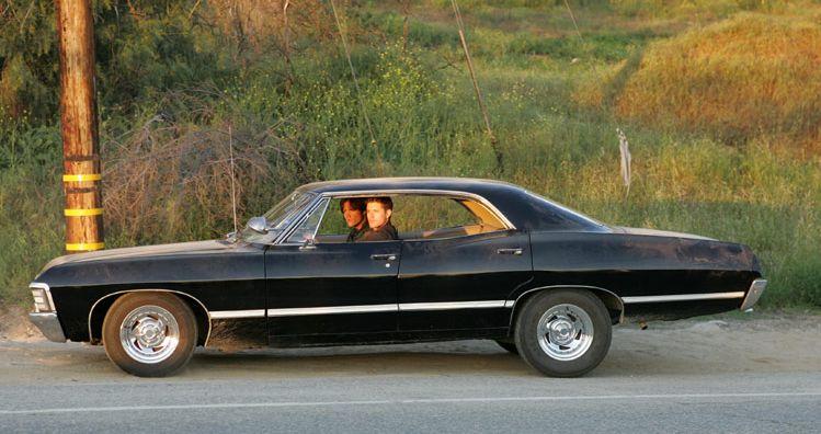 auto chevrolet impala sedan 1967 supernatural forum. Black Bedroom Furniture Sets. Home Design Ideas