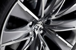 5 by Peugeot Concept Wheel