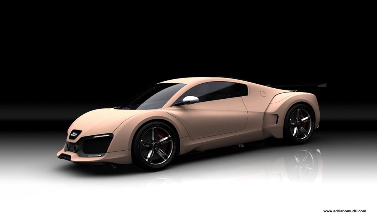 audi rs7 concept car body design. Black Bedroom Furniture Sets. Home Design Ideas