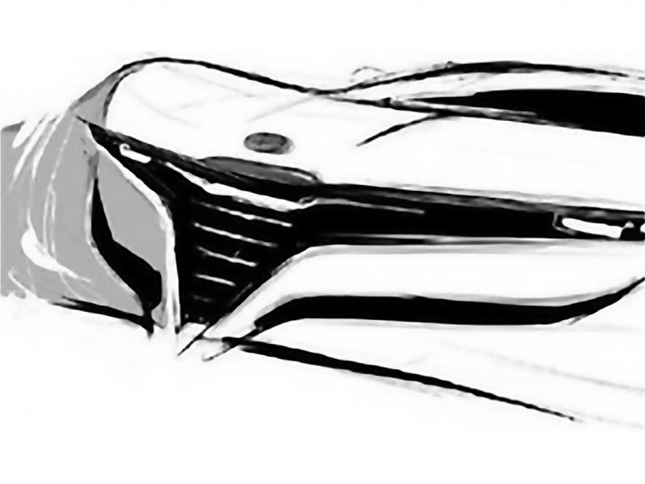 Bertone Alfa Romeo Coupé Concept preview
