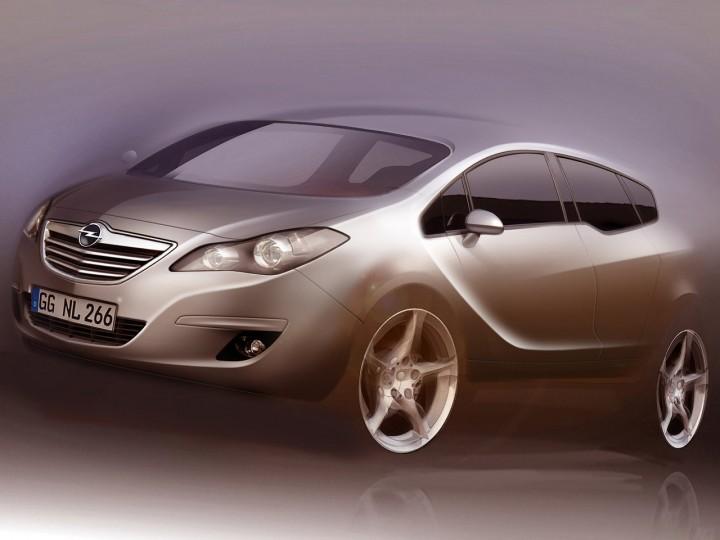 New opel meriva design sketches car body design new opel meriva design sketches sciox Image collections