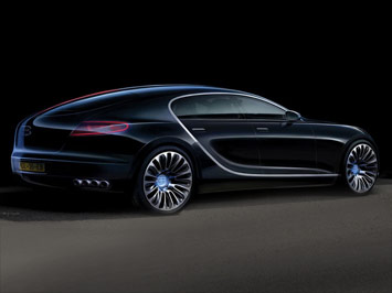 Bugatti on Bugatti Has Released New Official Images Of Its 16c Galibier  The
