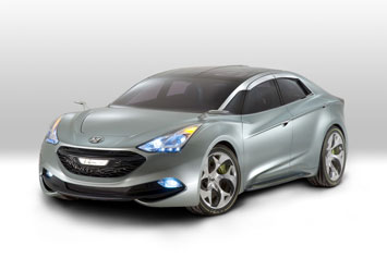 Hyundai I Flow Concept
