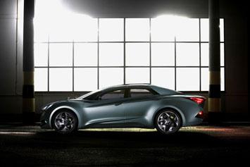 Hyundai I Flow Car Body Design
