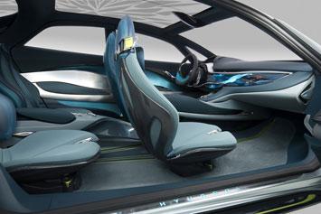 Hyundai I Flow Concept Interior