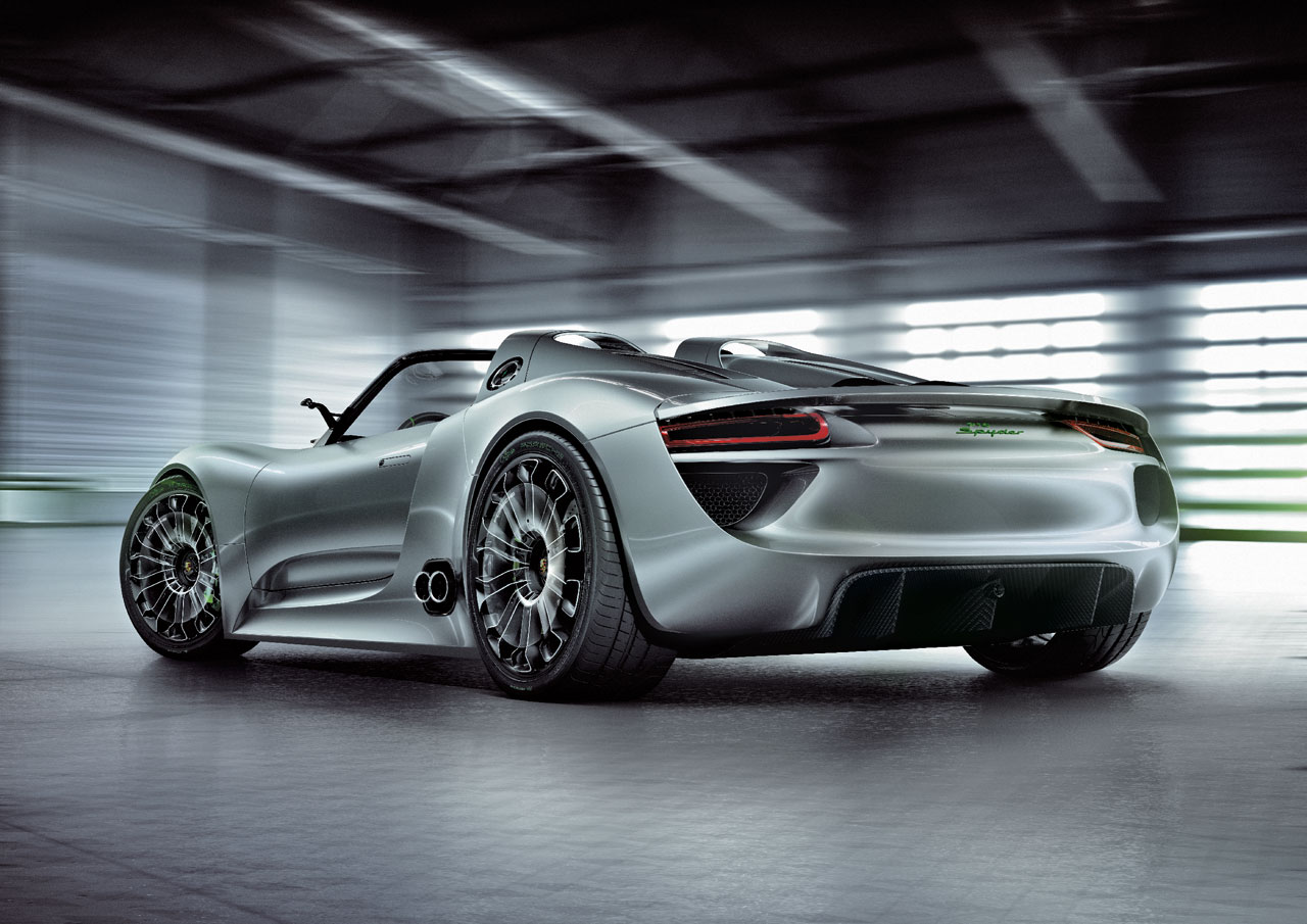 porsche 918 spyder concept car body design. Black Bedroom Furniture Sets. Home Design Ideas