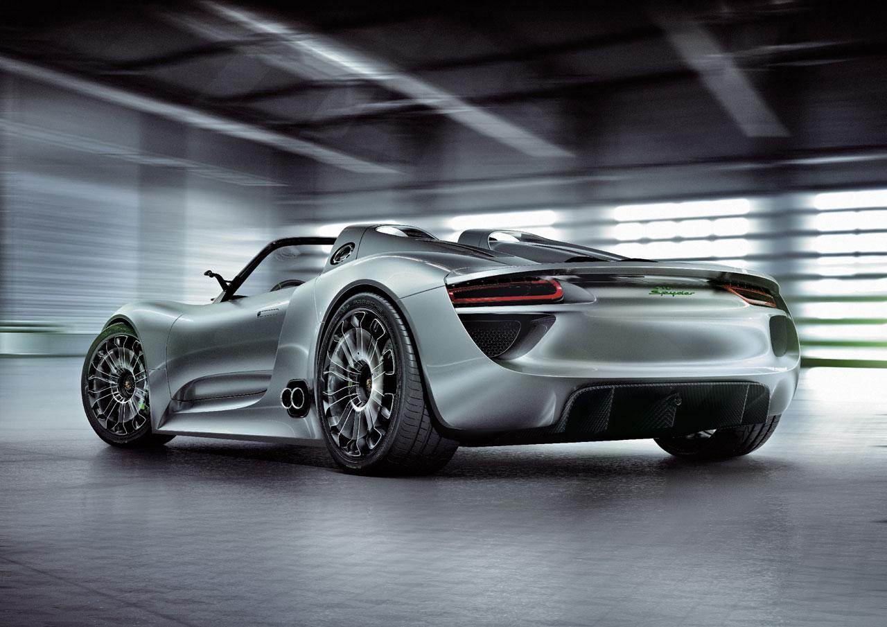 porsche 918 spyder concept car body design. Black Bedroom Furniture Sets. Home Design Ideas