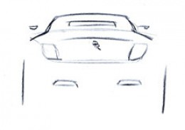 Rolls-Royce Ghost Design Sketch