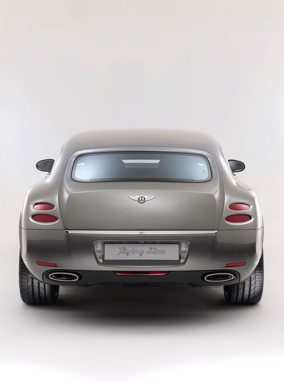 Bentley continental flying star by touring page 3 car body design about louis de fabribeckers vanachro Choice Image
