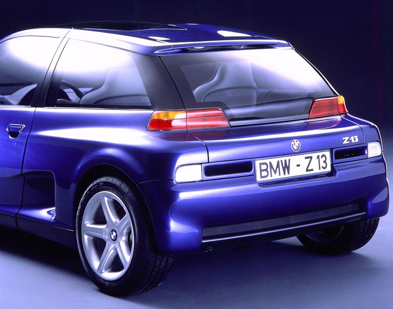 BMW secret concepts: 25 Years of BMW Technik GmbH - Page 7 - Car ...