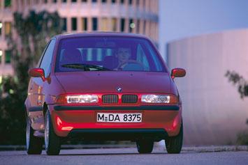 Planet d\'Cars: 1994 BMW Z13 Concept