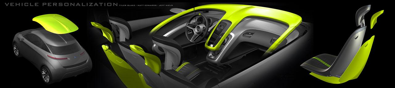 ford start concept the design car body design. Black Bedroom Furniture Sets. Home Design Ideas