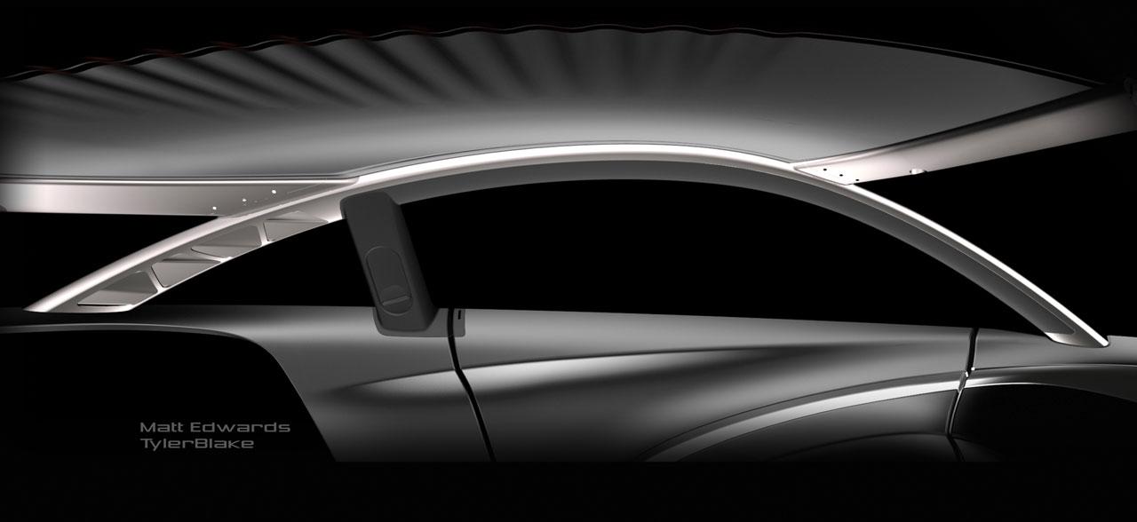 Ford Start Concept Interior Design Sketch Car Body Design