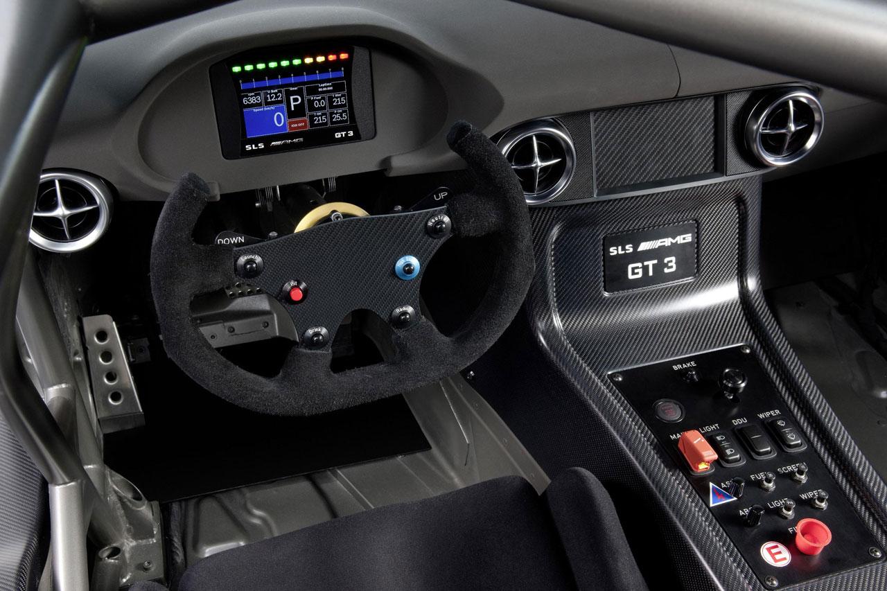 mercedes benz sls amg gt3 interior - Mercedes Benz Sls Amg Interior