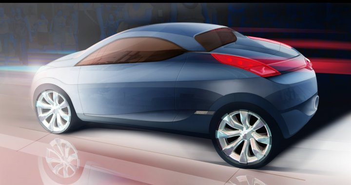 Renault Wind Design Images Car Body Design