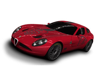 Zagato on The Official Images And Information On The Zagato Alfa Romeo Tz3 Corsa