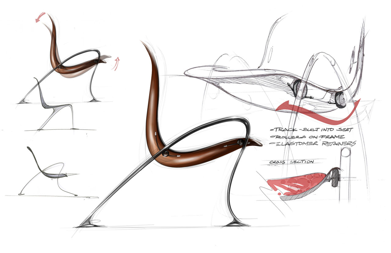 1000 images about product design sketches on pinterest for Industrial design chair