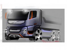 Volvo Trucks: the design