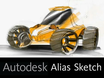 Home Design Software on Autodesk Alias Sketch 2011 Is A Standalone Illustration Software That