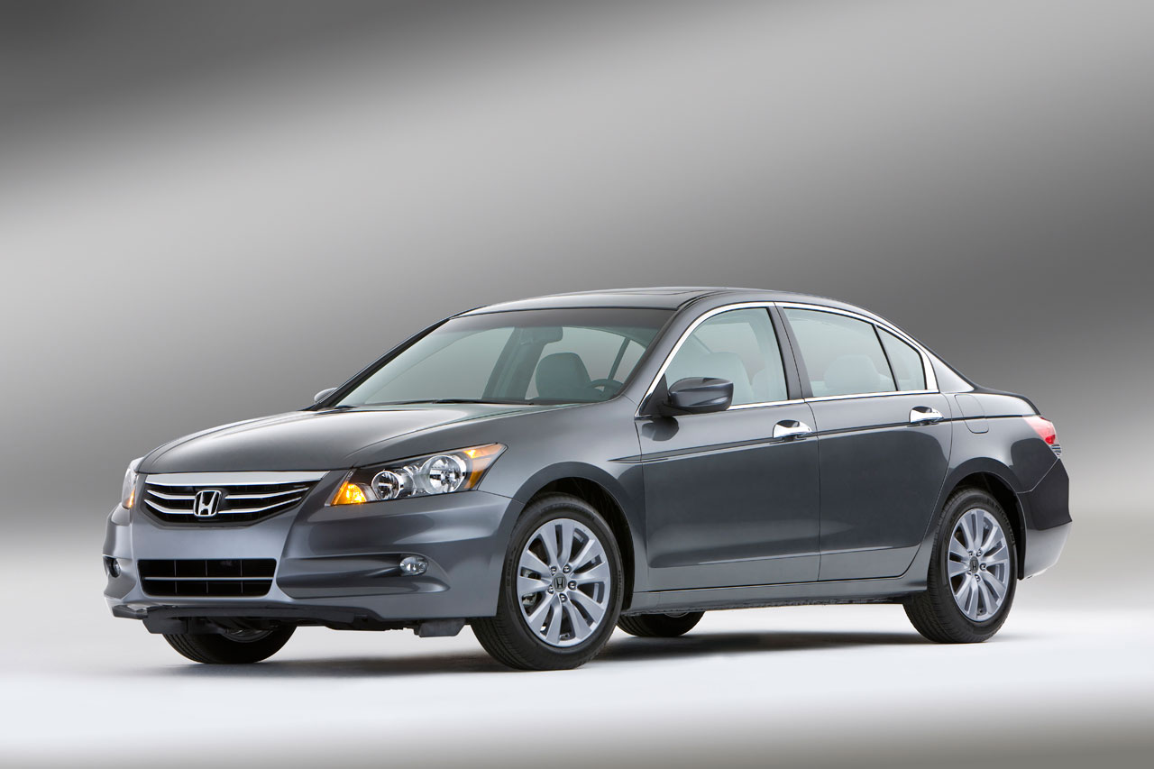 Honda unveils 2011 Accord - Car Body Design