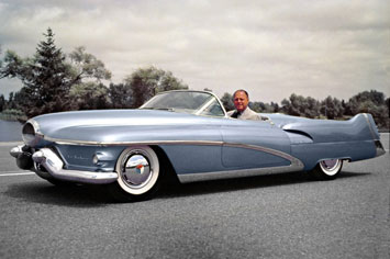 1951 General Motors Le Sabre Harley Earl